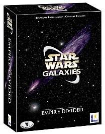 Star Wars Galaxies An Empire Divided PC, 2003