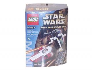 Lego Star Wars Mini Building Jedi Starfi