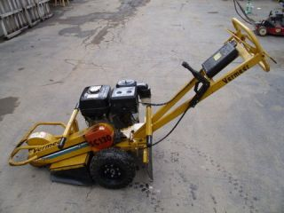VERMEER SC130 STUMP GRINDER 13 HP HONDA GX WOOD CHIPPER SPLITTER
