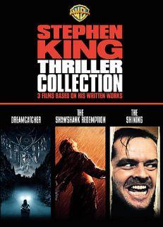 Stephen King Thriller Collection DVD, 2006, 4 Disc Set