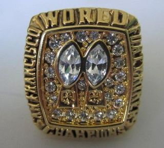 Newly listed 1984 San Francisco 49ers Super Bowl Ring Championship NFL