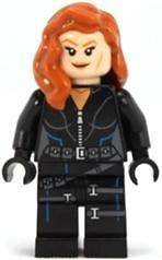 NEW Lego Marvel Super Heroes Avengers Iron Man Black Widow 6869 HARD