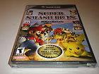 FACTORY SEALED*Super Smash Bros Melee Nintendo GameCube Game w/MARIO