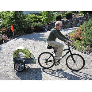 InStep Sync Single Child Kids Bicycle Trailer Carrier