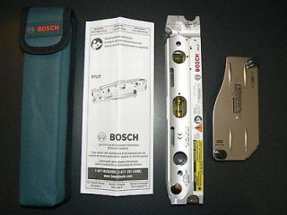 Bosch GPL3T 3 Point Alignment Torpedo Laser Level, NEW,