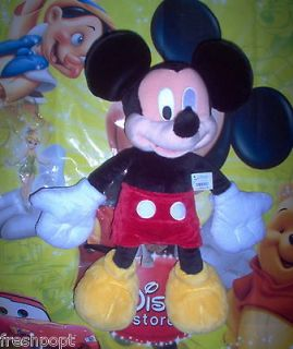 LARGE PLUSH MICKEY MOUSE CLUBHOUSE Stuffed Toy 17 DOLL Disney Cute