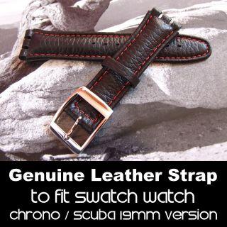 swatch irony watch strap