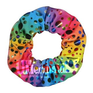 HAIR BAND SCRUNCHIE TO COMPLIMENT YOUR MERMAID TAIL (SOLD SEPERATELY