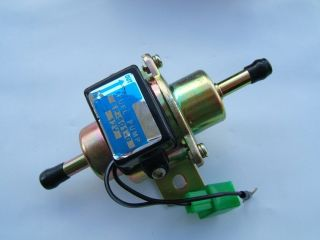 PEFP P07 External Low Pressure Fuel Pump 3 5 Psi 18 GPH 12V