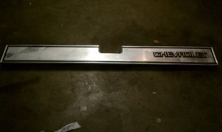 1973 87 Chevy trucks Tailgate Trim Band for 73 87 Chevy Silverado DEEP