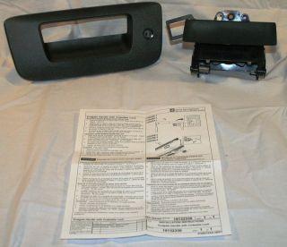 2007 2012 OEM Tailgate Lock Kit for Chevrolet Silverado or GMC Sierra