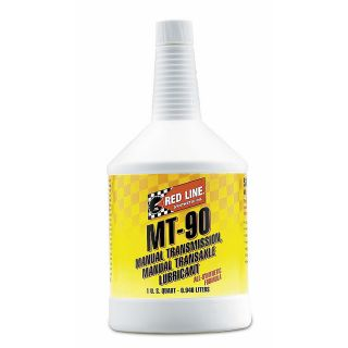 Red Line 50304 Synthetic MT 90 Transmission Gear Oil
