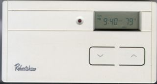 Home Improvement  Heating, Cooling & Air  Thermostats