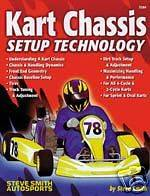 KART CHASSIS SETUP TECHNOLOGY RACE RACING GO KART BOOK IKF DIRT TRACK