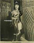 ANNE BAXTER NEFERTITI TEN COMMANDMENTS CLOSEUP PHOTO