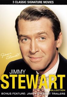 Jimmy Stewart Collection DVD, 2008