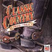 Classic Country 1960 1964 1 CD CD, Dec 1999, Time Life Music