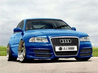 AUDI A4 B5 FRONT BUMPER MAGIC PART OF BODY KIT BODYKIT