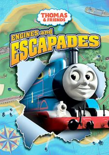 Thomas Friends   Engines and Escapades DVD, 2008
