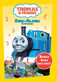 Thomas Friends   Sing Along Stories DVD, 2009