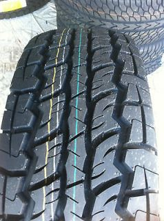 NEW LT 265 75 16 LRE Kenda Klever A/T All Terrain Tires 265/75R16 OWL