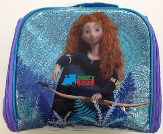 MERIDA BRAVE PRINCESS Insulated Lunch Box Bag Container sandwich