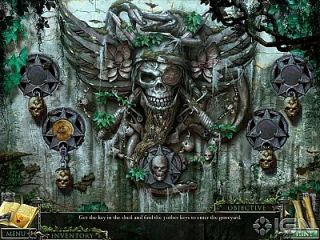 Mystery Case Files 13th Skull PC Games, 2010