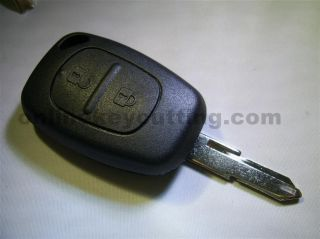 Remote Replacement Car Key Case Shell 2 Button And Blade Type 3
