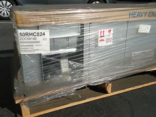 50RHC024ZCC540   Horizontal Water Source Heat Pump   230 Volt/3 Phase