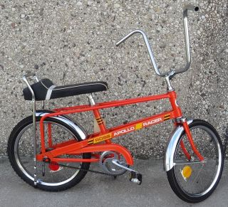 Old School Ross Apollo Racer 20 inch BMX Bike Orange Mostly Original