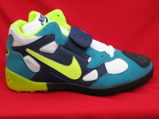 MENS NIKE ZOOM JAVELIN JAV TRACK AND FIELD SHOES TRAINERS SIZE UK 8