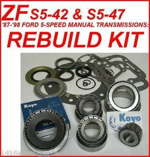 ford zf 5 speed in Manual Transmission Parts