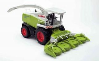 Claas Jaguar 900 Field Chopper Bruder Farm Toy Tractor