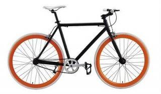 BIKE ALLOY ALUMINUM FRAME Flip Flop Hub BICYCLES single speed 54cm
