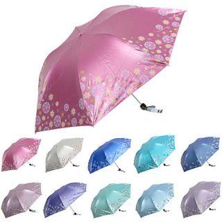 Fold umbrella anti UV umbrella high quality 11 colors for choose 304E