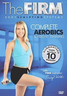 Body Sculpting System Complete Aerobics Weight Training DVD