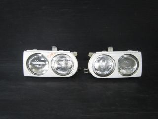 JDM TOYOTA STARLET EP82 TURBO KOUKI GENUINE GT PROJECTOR HEAD LIGHT