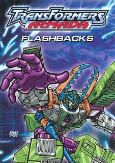 Transformers: Armada   Flashbacks (DVD) More than meets the eye