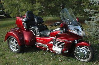 99 HONDA GOLDWING GL 1500 TRIKE with Beautiful Roadsmith trike kit