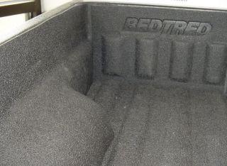 BedTred Rubber Truck Bed Liner Mat 02 11 Dodge Ram 8 FT Long Box