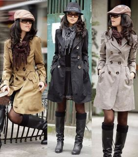 ladies trench coats in Coats & Jackets