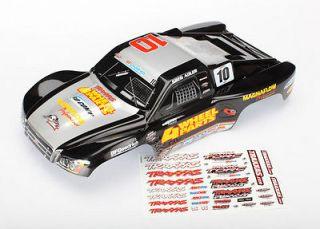 Traxxas 6818 Greg Adler 4 Wheel Parts Sponsor Truck Body Ford F 150