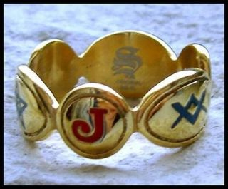 masonic rings in Mens Jewelry