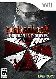 Resident Evil The Umbrella Chronicles Wii, 2007