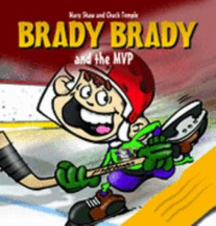 Brady and the MVP by Mary Shaw 2004, Paperback, Large Type