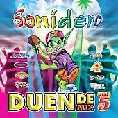 Duende Mix Sonidero, Vol. 5 CD, Jul 2006, Univision Records