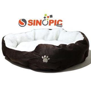 Luxury warm round unique soft washable Pet dog cat puppy bed house