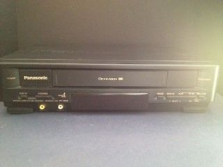 panasonic vhs player in VCRs