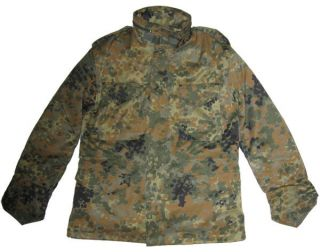 Camouflage M65 FIELD JACKET  Military Coat with Padded Liner All Sizes