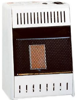 KozyWorld 6,000 BTU LP Gas (Propane) Infrared Vent Free Wall Heater